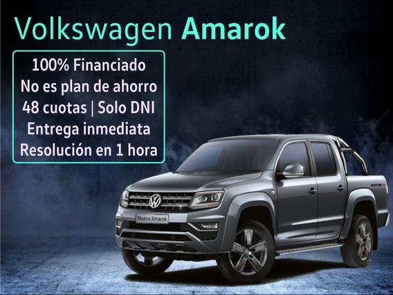 Volkswagen Amarok Nueva 0km Tel 1159962463 Financio Precio