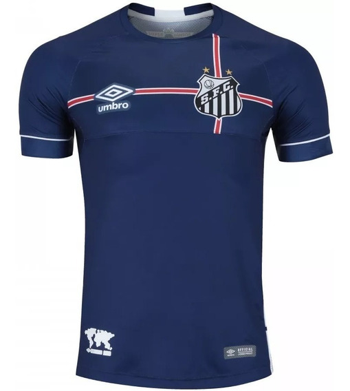 C/ Nota Camisa Santos The Kingdom Nations 2018 Oficial Umbro