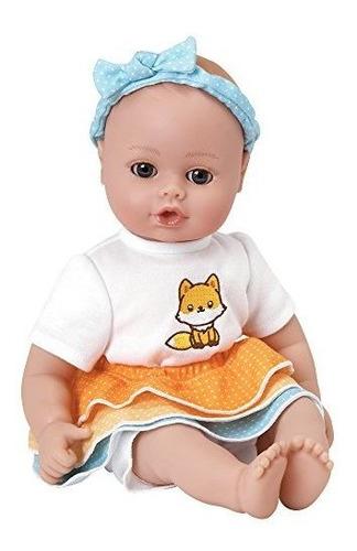 Adora Playtime Baby Frilly Fox Girl Doll