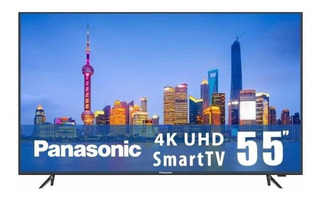 Pantalla Panasonic 55 4k Ultra Hd Smart Tv