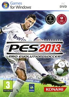 Pes Pro Evolution Soccer 2013 Para Pc