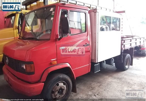 Caminhão Mercedes-benz 710/ 710 Plus 2p (diesel) Ref.184577