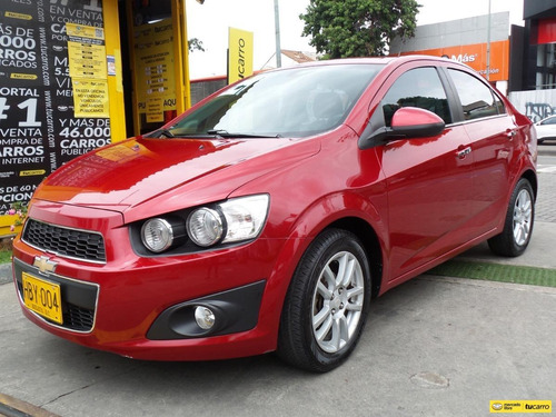 Chevrolet Sonic Lt 1.6 At