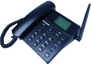 Telefone Celular Rural Dual Chip Desbloqueado Completo C/nf