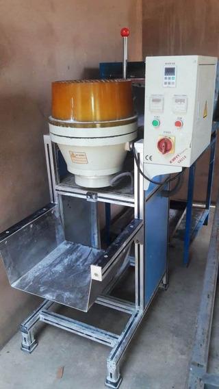 Máquina De Polimento De Semijoias Politrix Kiayi Polishing
