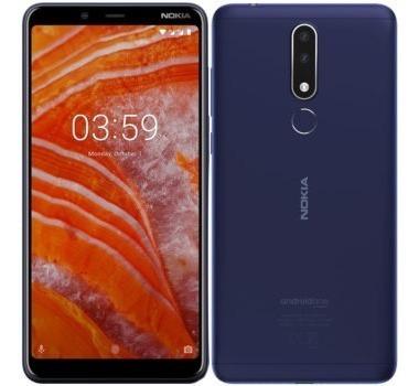 Nokia 3.1 Plus 3gb Ram+32gb Rom Helio P22 Octa Core Smart