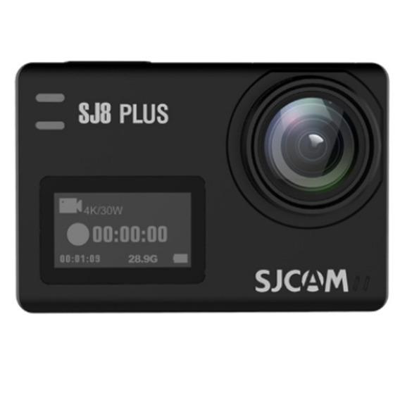 Câmera De Ação Sjcam Sj8 Plus 12mp Wifi 4k Ultra Hd 2 Tela