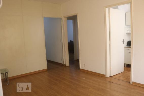 Apartamento Para Aluguel - Santa Cecília, 2 Quartos, 57 - 893019450