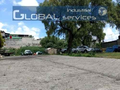 ¡oportunidad! Terreno En Ecatepec.