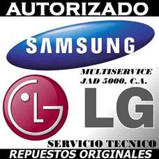 Servicio Técnico Autorizado Lg Samsung Neveras Lavadoras Sec