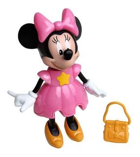 Boneca Minnie Conta História Ref 856 Elka