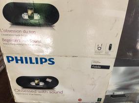 Caixa De Som Philips Fidélio Ds 9/10 100 Wats Semi Nova