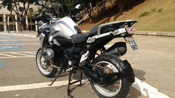Bmw R 1200 Adventure Triple Black
