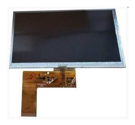 Tela Display Lcd E Touch Gps Aquarius Quatro Rodas 7