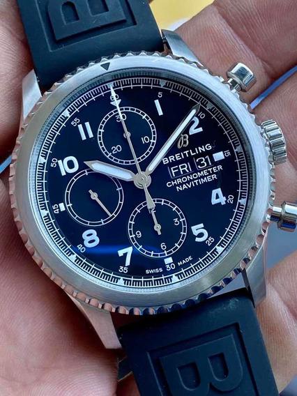 Lindo Breitling Navitimer 8 Chronograph 44m Auto Okm Rolex