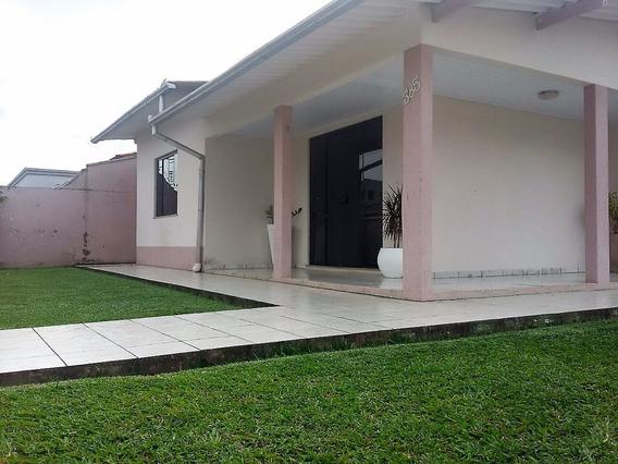 1467- Casa De Praia No Centro De Navegantes