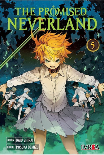 Imagen 1 de 1 de Manga The Promised Neverland Tomo 05 - Argentina