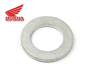 Arandela Tapon Descarga Aceite Original Honda Varias 12mm