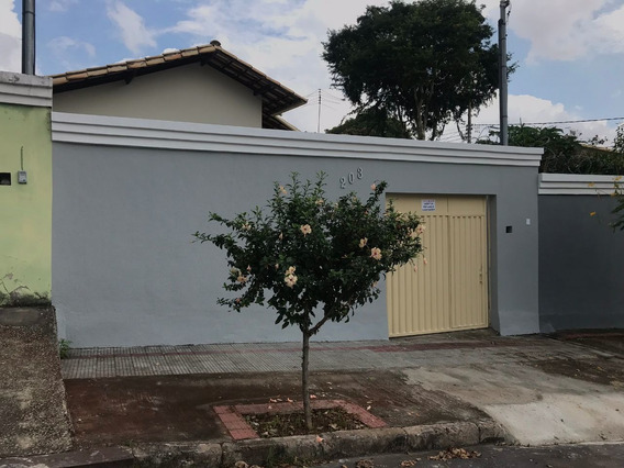 Linda Casa Bairro Planalto, 3 Quartos 1 Suite. Sala E Copa. 2 Vagas, Toda Reformada. - 2481