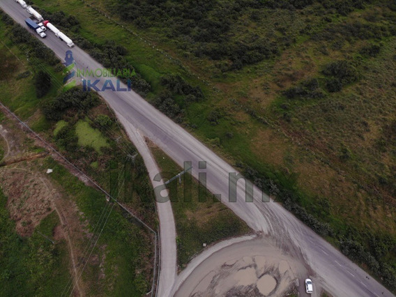 Renta Terreno 7,000 M² Cerca De Apitux Tuxpan Veracruz. Ubicado En La Zona Industrial Frente Apitux, Sobre El Nuevo Libramiento Portuario, Se Rentan Los Metros Que Se Requieran (a Partir De 1000 M²),