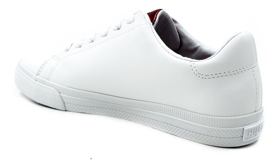 Tommy Hilfiger Larria-a White Multi Ll Dama-blanco
