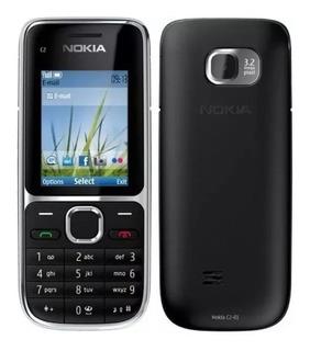 Celular Nokia C2-01 3g Ótimo Estado De Conservação!