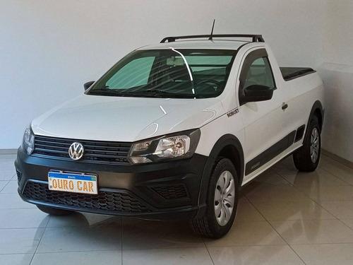 Imagem 1 de 5 de Volkswagen Saveiro 1.6 Msi Robust Cs 8v Flex 2p Manual