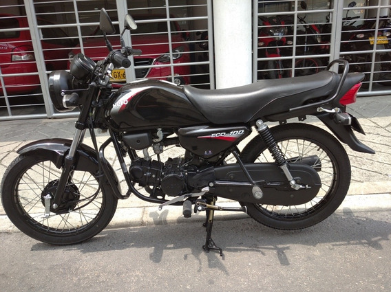 Moto Honda Eco 100 Deluxe, Barata $2