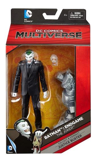 Mattel Dc Comics Multiversal De The Joker Endgame