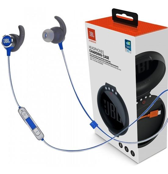 Fone Reflect Mini 2 Bt Auricular Jbl + Case Carregador