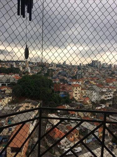 Imagem 1 de 10 de Apartamento Residencial À Venda, Parque Mandaqui, São Paulo. - Ap0043