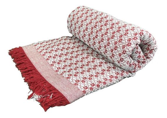 Manta Protetor Sofá Riga Soft Algodão Luxo Decorativa Lar