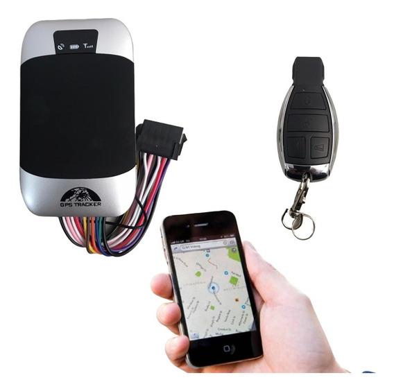 Rastreador Automotivo Gps Bloqueador Tracker Tk303g Original