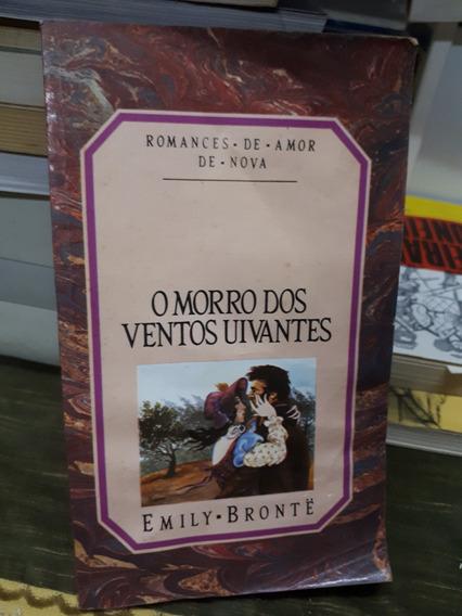 Livro O Morro Dos Ventos Uivantes - Emily Bronte De Bolso