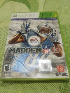 Madden 13 Xbox 360