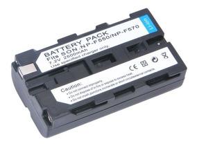 Bateria Np F550 F330 F570 F770 F350 Sony Cn Led 160 2600mah