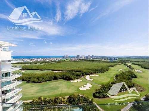 Departamento En Venta En Puerto Cancún/zona Hotelera/cancún Towers