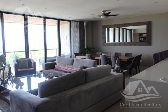 Departamento En Venta En Cancun/puerto Cancun/zona Hotelera/allure