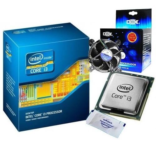 Processador Intel Core I3 I3-2100 Com Cooler