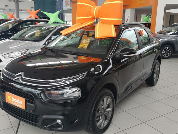 Citroën C4 Cactus 1.6 Vti 120 Flex Feel Eat6