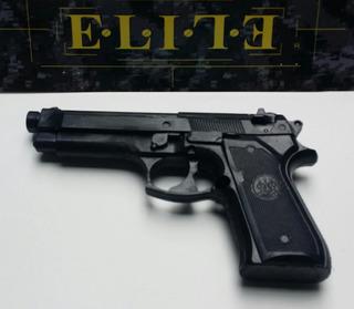 Pistola De Entrenamiento Dummy Betetta 92fs Polímero