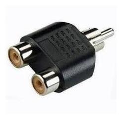 Duplicador Rca Para Easycap Adaptador Splitter Audio Video