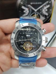Relógio Bvlgari Automático E A Bateria