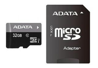 Memoria Micro Sd Adata 32gb Ush-i Class 10 Ultra Rapida