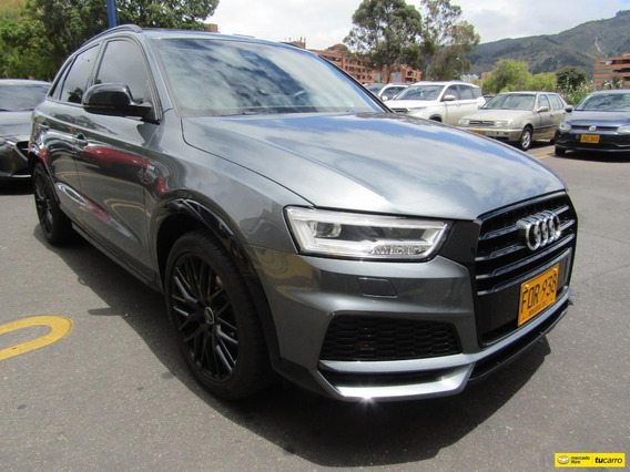 Audi Q3 S-line Black Edition At 1400 T