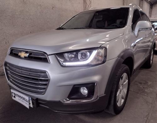 Imagen 1 de 15 de Chevrolet Captiva 7 Asientos 2.4 Lt L/2017