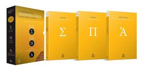 Box O Essencial Da Filosofia Grega (3 Volumes) Sócrates