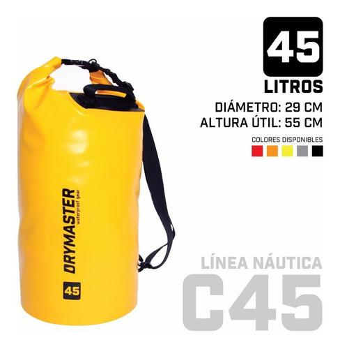 Imagen 1 de 7 de Bolsos Estancos Drymaster 45 Litros