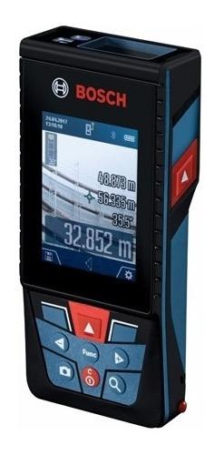 Medidor Laser De Distancias Bosch Glm 120 C Professional