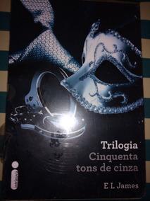 Box Trilogia Cinquenta Tons De Cinza